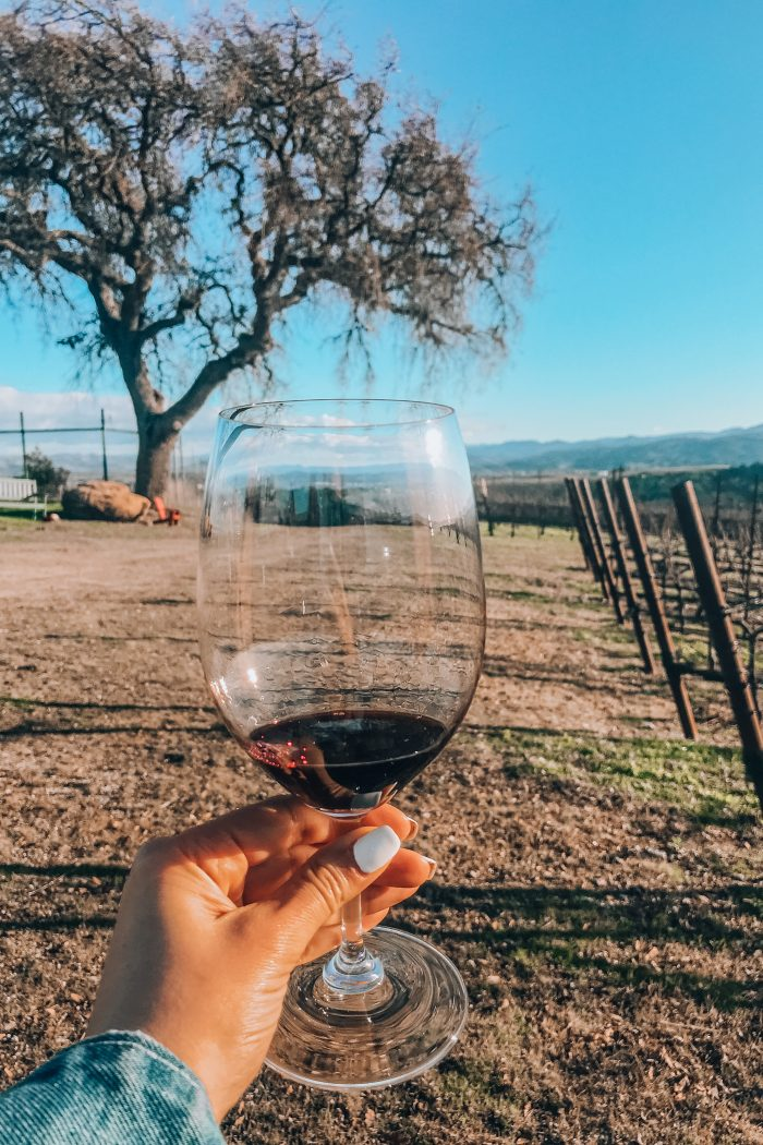 6 Paso Robles Wineries Open For Wine Tasting